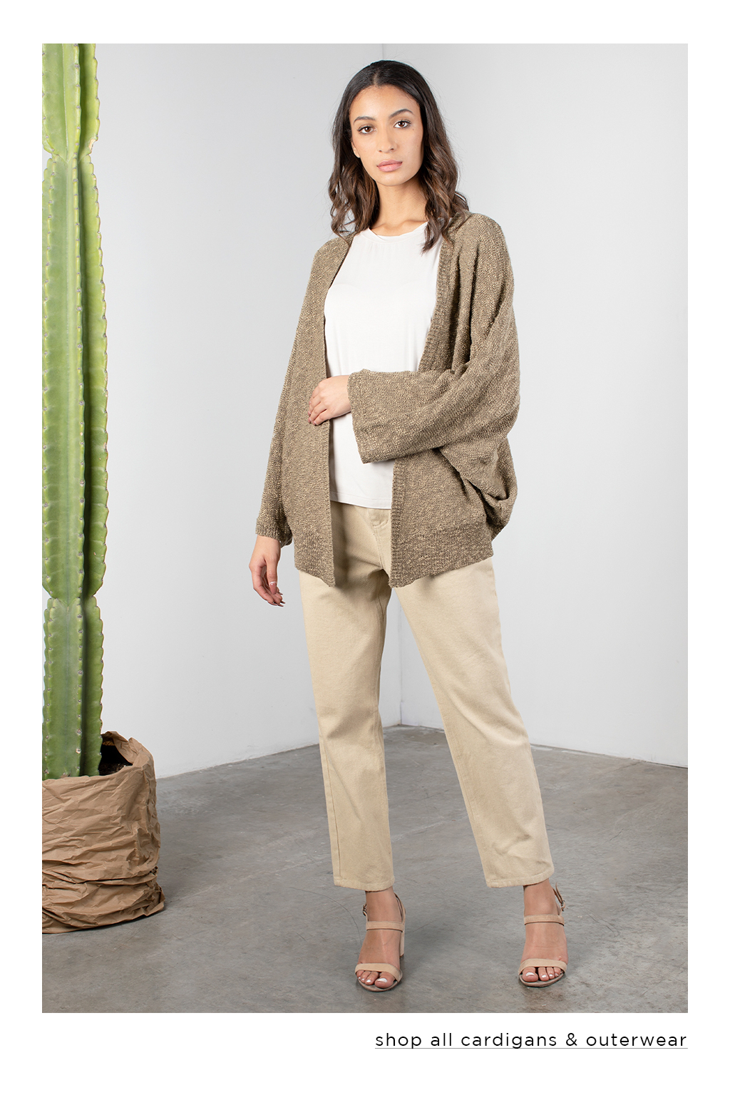 Shop All Cardigans & Outerwear